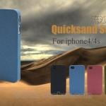 เคสไอโฟน 4/4s case iphone 4/4s เคสเนื้อทรายแปลกดี สีโทนสวย