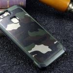 Case Huawei P9 เคสกันกระแทกแยกประกอบ 2 ชิ้น ด้านในเป็นซิลิโคนสีดำ ด้านนอกพลาสติกลายทหาร ลายพราง สวย แกร่ง ถึก ราคาถูก