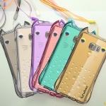 Case Samsung Galaxy Note 5 ซิลิโคน TPU แมวน้อยแสนน่ารัก สีพาสเทล ราคาถูก ราคาส่ง ราคาปลีก