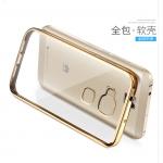 Case Huawei G7 Plus ซิลิโคน TPU โปร่งใสขอบเงางาม ราคาถูก