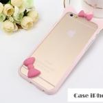 เคส iphone 6 4.7 inch ซิลิโคน Bumper การ์ตูนดิสนีย์ขอบเคสน่ารักๆ ราคาถูก -B-