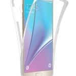 Case Samsung S6 Edge ซิลิโคน soft case แบบประกบหน้า - หลังสวยงามมากๆ ราคาถูก
