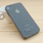 เคสไอโฟน 4/4s case iphone 4/4s ตัวเคสทำจากซิลิโคน TPU ใสโปร่งแสง มีจุกปิดกันฝุ่นเชื่อมติดอยู่กับเคส มีหลายสีให้เลือก สวยๆทั้งนั้น