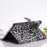 Case iPad mini เคสไอแพดมินิ เคสหนังลายเสือดาว สวยๆ พับตั้งได้