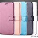 เคส iphone 6 plus (5.5) แบบฝาพับหนังเทียม สามารถใส่บัตรได้ และพับตั้งได้ ราคาส่ง ราคาปลีก ราคาถูก