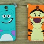 เคส HTC E9 Plus ซิลิโคน TPU การ์ตูนน่ารัก 3 มิติ น่ารักมากๆ ราคาถูก