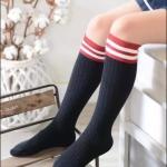 [พร้อมส่ง] S5151 ถุงเท้าสั้นครึ่งขา สไตล์ญี่ปุ่น งานน่ารัก