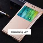 Case Samsung Galaxy J7 แบบฝาพับโชว์นาจอสวยหรู ราคาถูก ราคาส่ง ราคาปลีก