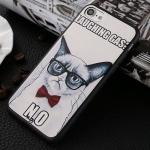 เคส iphone 7 พลาสติกสกรีนลายกราฟฟิตสุดเท่ สวยงาม ราคาถูก