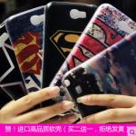 เคส Samsung Note 2 ซิลิโคน TPU สกรีนลายการ์ตูนน่ารักมากๆ ราคาถูก