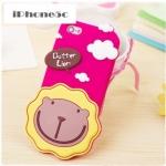 case iphone 5c Butter Lion เคสซิลิโคน 3D สิงโตพระอาทิตย์ น่ารักๆ