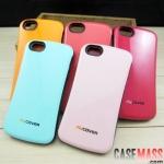 case iphone 5 เคสไอโฟน5 เคสทรงแปลกทรงมนขอบเว้ากันลื่น กันกระแทกได้ดี มีหลายสีให้เลือก