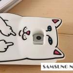 Case Samsung Galaxy Note 5 ซิลิโคน TPU แมวสุดกวน ราคาถูก