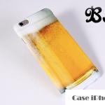 case iphone 6 (4.7) พลาสติกแก้วเบียร์ แปลกๆไม่มีใครซ้ำ ราคาส่ง ราคาถูก ราคาปลีก