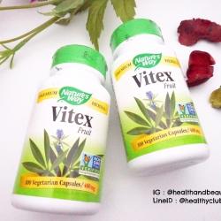 # การตกไข่ # Nature's Way, Vitex Fruit, 400 mg, 100 Capsules