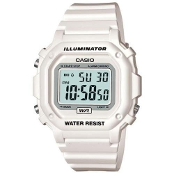 นาฬิกาข้อมือ Casio F108 WHC-7B, Digital Chronograph Watch USA Import