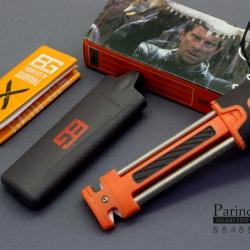 ที่ลับมีด GERBER Pocket Sharpener ลับมีดพับได้ทั้งใบเรียบและใบหยัก (Serrated ) พกพาง่ายน้ำหนักเบา