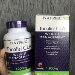 Natrol, Tonalin CLA, 1200 mg, 90 Softgels
