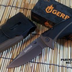 มีดพับ Gerber Myth Folder มีดพับยอดนิยม พร้อมปลอกมีด (OEM)