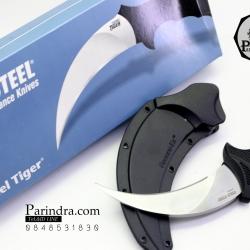 มีดคารัมบิต (Karambit) Cold steel Steel Tiger (OEM) คมกริบ พร้อมปลอกสวยงาม