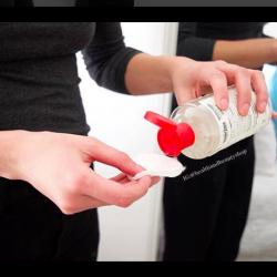 Thayers, Alcohol Free Unscented Witch Hazel Toner with Aloe Vera, 12 fl oz (355 ml) (ขวดฟ้า)