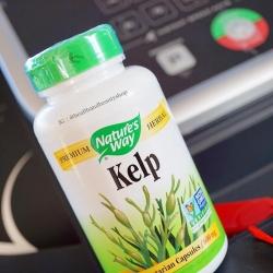 Nature's Way, Kelp, 660 mg, 180 Capsules