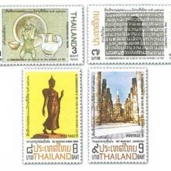 แสตมป์ชุด ฉลอง 700 ปี ลายสือไทย ปี 2526 (ยังไม่ใช้)