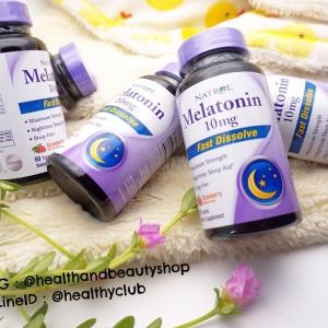 Natrol, Melatonin 10 mg Fast Dissolve 60 Tabs