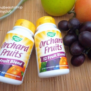 Nature's Way, Orchard Fruits, 12 Fruits, 60 Vcaps