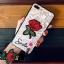 เคส ไอโฟน 6/6s 4.7 นิ้ว tpu ลูกไม้ปักดอกกุหลาบพร้อมสายคล้อง 2 สั้น/ยาว thumbnail 8
