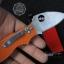 มีดพับ Spyderco Lady Bug ด้ามสีส้ม มีดพกน่ารัก คมกริบ ขนาด 6 นิ้ว (OEM) thumbnail 2