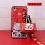 เคส VIVO V3 พลาสติก TPU ลายแมวกวักนำโชค Lucky cat พร้อมสายคล้องมือและกระเป๋าเก็บสายหูฟัง ราคาถูก thumbnail 4