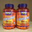 Now Foods, L-Glutamine, Double Strength, 1000 mg, 120 Capsules thumbnail 1