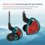 ขาย KZ ES4 หูฟัง Hybrid 2 ไดร์เวอร์ (1BA+1DD) ถอดสายได้ thumbnail 19