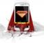 สำหรับ SAMSUNG GALAXY GRAND1 ฟิล์มกระจกนิรภัยป้องกันหน้าจอ 9H Tempered Glass 2.5D (ขอบโค้งมน) HD Anti-fingerprint thumbnail 4