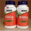 Now Foods, EGCg, Green Tea Extract, 90 Vcaps thumbnail 1