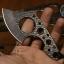 ขวานชก ผิว Metallic ขวานชกท้ายด้ามพาราคอร์ด thumbnail 1