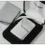 """ไฟแช็ค Zippo แท้ ฺ เคสผลิตจากเงินแท้ """" Zippo 27, Sterling Silver Lighter Armor Case"""" แท้นำเข้า 100% thumbnail 4"""