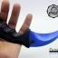 มีดคารัมบิต (Karambit) ใบสีน้ำเงิน thumbnail 4