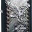 """ไฟแช็ค Zippo แท้ """"Harley Davidson - IRON Eagle Black Matte """" #Zippo 28485 แท้นำเข้า 100% thumbnail 7"""