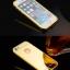 เคส iPhone 5s / 5 ขอบเคสโลหะ Bumper + พร้อมแผ่นฝาหลังเงางามสวยจับตา ราคาถูก thumbnail 4
