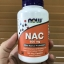 Now Foods, NAC, Critical Antioxidant, 600 mg, 100 Vcaps thumbnail 1