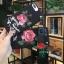 เคสซัมซุง J2 tpuดอกกุหลาบพิมพ์เส้นนูนพร้อมสายคล้อง thumbnail 1
