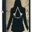 """ไฟแช็คซิปโป้แท้ Zippo 29488 """" Zippo Assassin's Creed® Silhouette of the Character """" ของแท้ 100% thumbnail 1"""