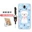 เคส Samsung J7 Pro ซิลิโคน soft case สกรีนลายการ์ตูนพร้อมแหวนและสายคล้อง (รูปแบบแล้วแต่ร้านจีนแถมมา) น่ารักมาก ราคาถูก thumbnail 8