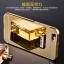 เคส Huawei Honor 4X (aLek 4g plus) ขอบเคสโลหะ Bumper + พร้อมแผ่นฝาหลังเงางามสวยจับตา ราคาถูก thumbnail 2