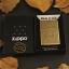 """ไฟแช็ค Zippo แท้ ผิวลายทองเหลืองโบราณ """"Zippo 201FB Antique Brass Finish"""" แท้นำเข้า 100% thumbnail 1"""