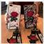 เคส Vivo V9 tpu ลูกไม้ปักดอกกุหลาบพร้อมสายคล้อง 2 สั้น/ยาว(ใช้ภาพรุ่นอื่นแทน) thumbnail 1