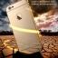 เคส iPhone 6s / iPhone 6 (4.7 นิ้ว) ขอบเคสโลหะ Bumper + พร้อมแผ่นฝาหลังเงางามสวยจับตา thumbnail 1