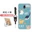 เคส Samsung J7 Pro ซิลิโคน soft case สกรีนลายการ์ตูนพร้อมแหวนและสายคล้อง (รูปแบบแล้วแต่ร้านจีนแถมมา) น่ารักมาก ราคาถูก thumbnail 6